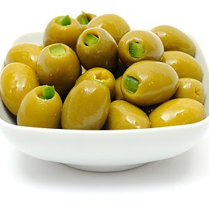 Green olive stuffed with Jalapenos -0.6-kg